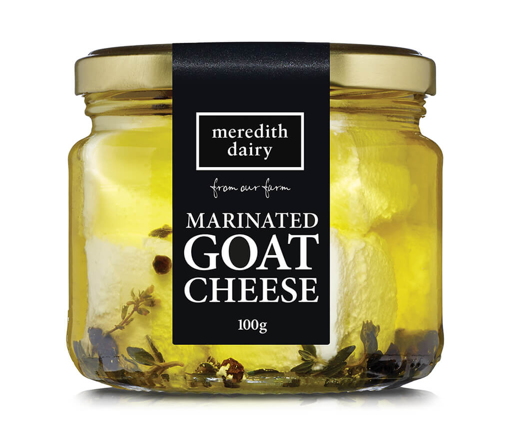 Photo of Marinated Goat Cheese 100g