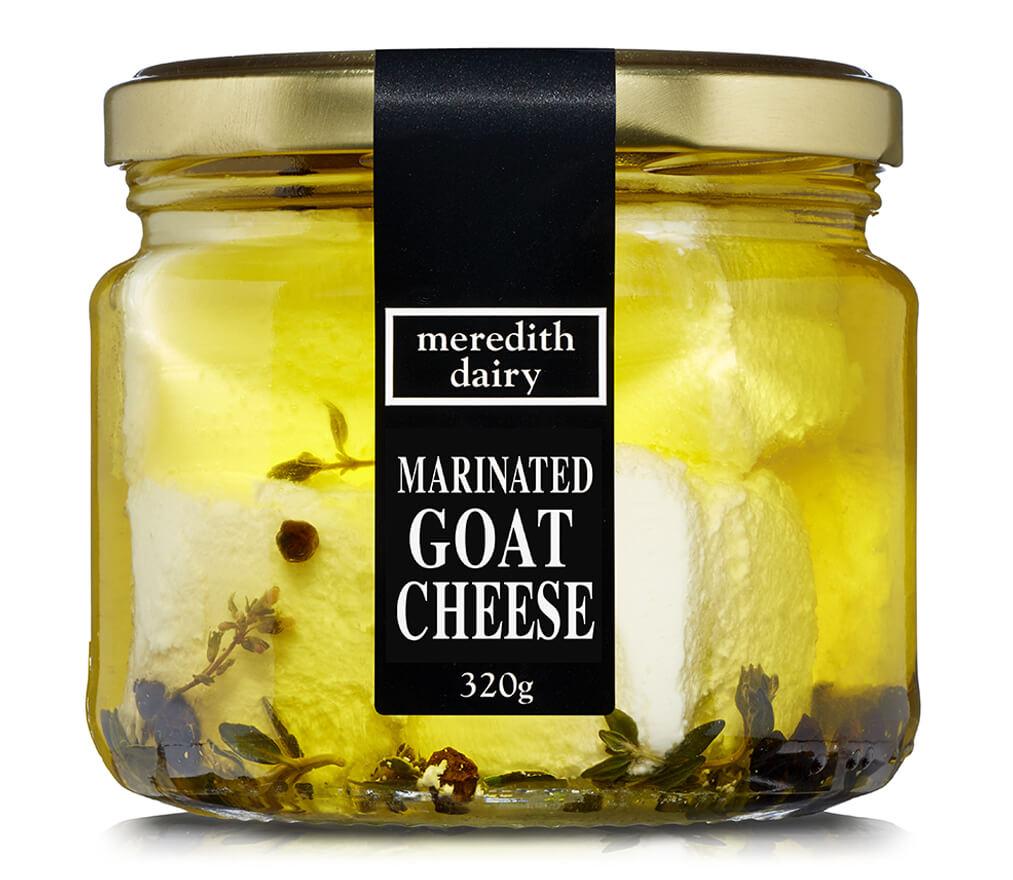 Photo of Marinated Goat Cheese 320g