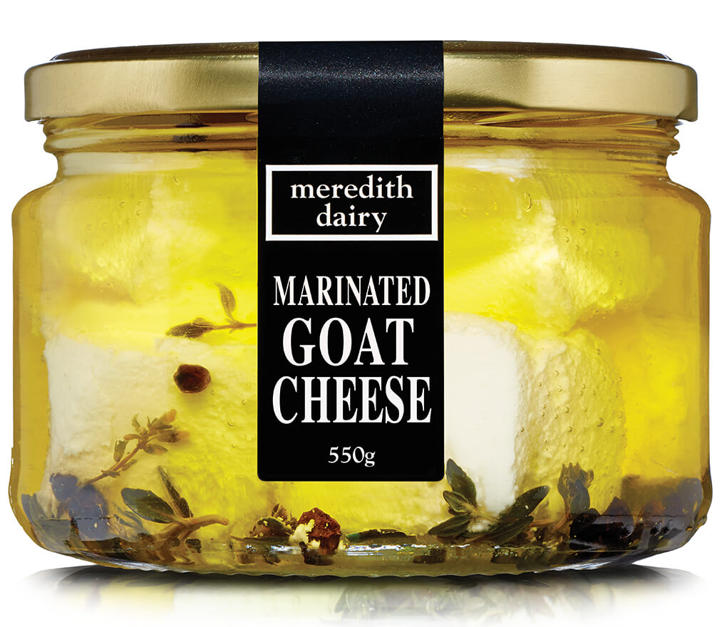 Photo of Marinated Goat Cheese 550g