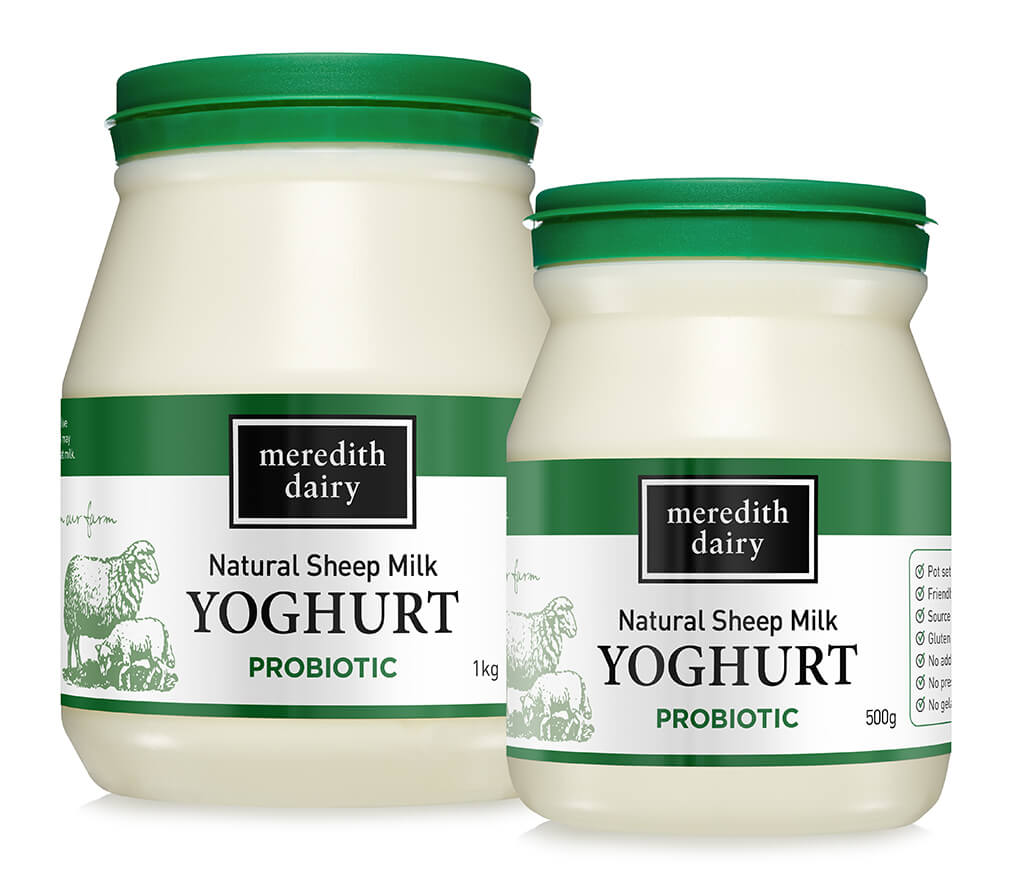 Photo of Natural Sheep Milk YOGHURT Probiotic