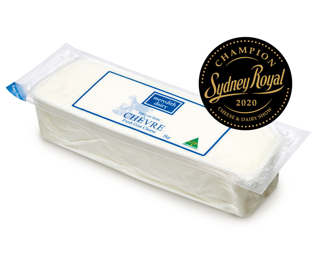 Photo of Fresh Goat Cheese CHÈVRE 1KG
